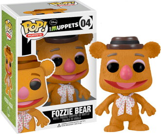 POP! The Muppets #04 Fozzie Bear(Back-order)