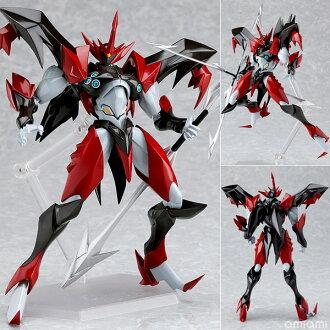 "figma - Tekkaman Evil from ""Tekkaman Blade""(Released)(figma テッカマンエビル 『宇宙の騎士テッカマンブレード』より)"