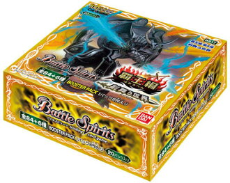 Battle Spirits Haoh Arc Vol.4 - Ken Mau Sekai [BS17] Booster BOX [w/Bazzel X Rare Dark Campaign Card](Released)