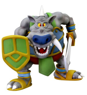 Dragon Quest - Soft Vinyl Monsters 046 Soldier Bull