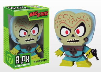 Blox ? Mars Attacks! Martian Trooper(Released)