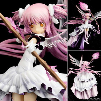 Puella Magi Madoka Magica - Ultimate Madoka 1/8 Complete Figure(Released)