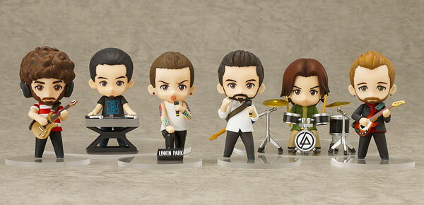 Nendoroid Petite - LINKIN PARK Set(Released)(ねんどろいどぷち LINKIN PARK セット)