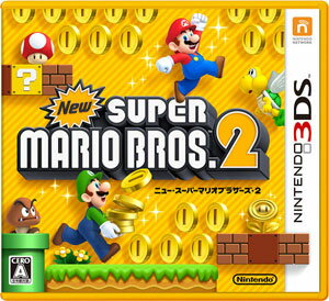 3DS New Super Mario Bros. 2(Back-order)