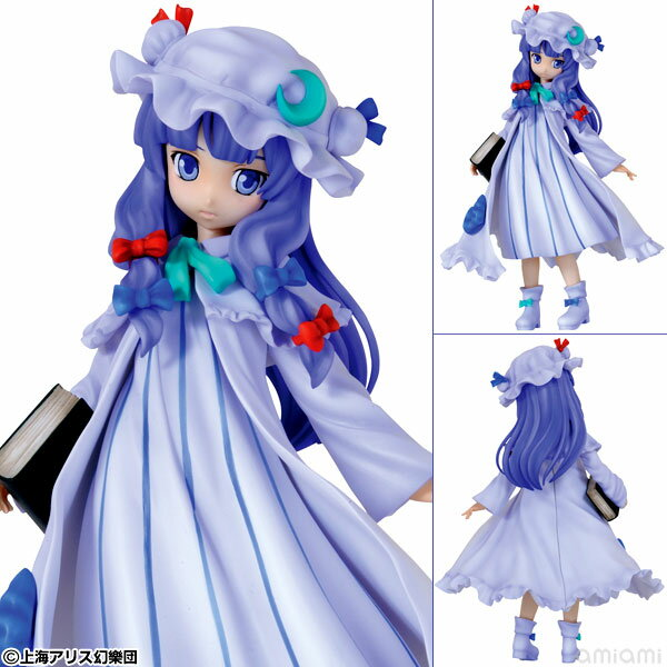 "Touhou Project - Unmoving Great Library ""Patchouli Knowledge"" Limited 2P Color 1/8 Complete Figure"