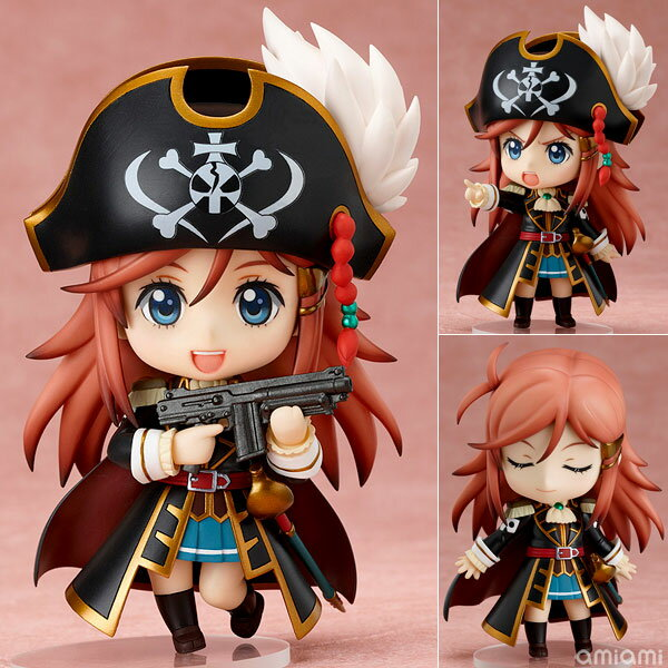 Nendoroid - Bodacious Space Pirates: Marika Katoh(Released)