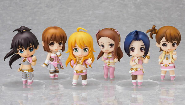 Nendoroid Petite - THE IDOLM@STER 2 Stage 02 BOX(Released)(ねんどろいどぷち THE IDOLM@STER2 -アイドルマスター2- ステージ02 BOX)