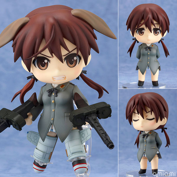 Nendoroid - Gertrud Barkhorn(Released)