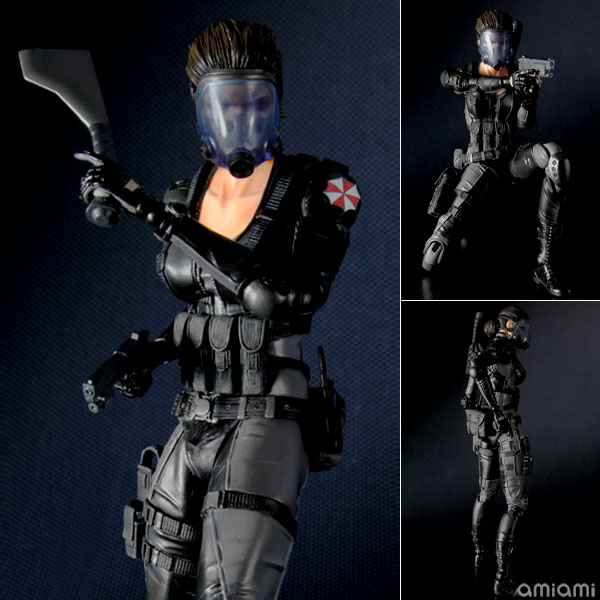 Play Arts Kai - Resident Evil Operation Raccoon City Lupo