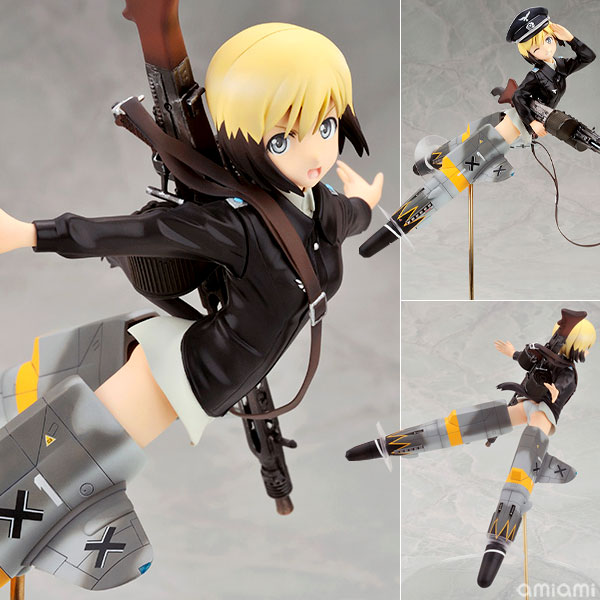 Strike Witches 2 - Erica Hartmann 1/8 Complete Figure