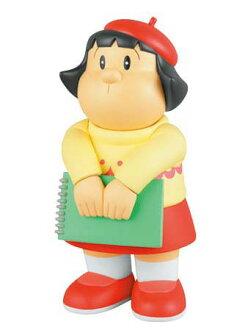 "Ultra Detail Figure No.171 ""Fujiko F Fujio Works"" Series 4 Jaiko(Released)(ウルトラディテールフィギュア No.171 「藤子・F・不二雄作品」シリーズ4 ジャイ子)"