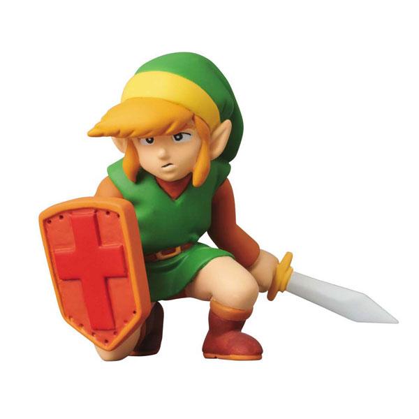 "Ultra Detail Figure No.177 Nintendo Series 1 Link from ""The Legend of Zelda"""