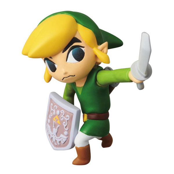 "Ultra Detail Figure No.178 Nintendo Series 1 Link From ""The Legend of Zelda: The Wind Waker"""