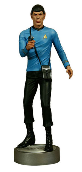 Star Trek 1/4 Scale Statue - Mr. Spock Single