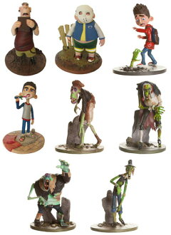 ParaNorman 4 Inch Figure Assorted Carton (Single Shipment)