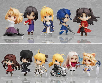 Nendoroid Petite - TYPE-MOON Collection BOX