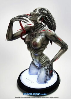 Species - Sil 1/3 Art Statue (Single Shipment)
