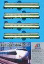 A0268 新幹線200系0番台「やまびこ」開業一番列車 増結4両セット(再販)[マイクロエース]《取り寄せ※暫定》