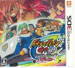 3DS Inazuma Eleven GO2 Chrono Stone Neppu(Back-order)
