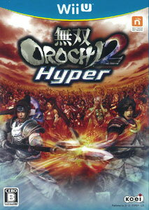 WiiU Warriors OROCHI2 Hyper(Back-order)