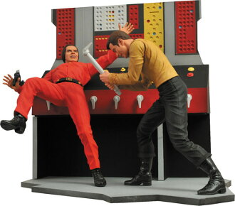 Star Trek Select Figure - Kirk