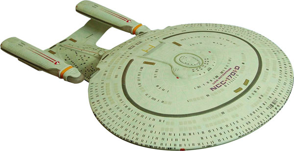 Star Trek/TNG Starship U.S.S. Enterprise NCC-1701-D