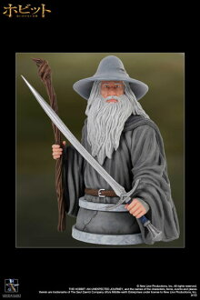The Hobbit: An Unexpected Journey - Mini Bust Gandalf