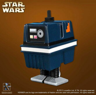 Retro Kenner 12 Inch Action Figure - Star Wars: Power Droid