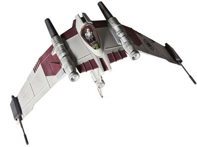 Revell Germany Plastic Model Star Wars V-19 Torrent Starfighter(Back-order)