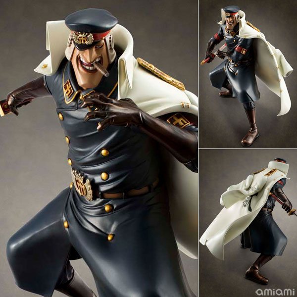 Excellent Model Portrait.Of.Pirates ONE PIECE NEO-DX Shiliew of the Rain 1/8 Complete Figure