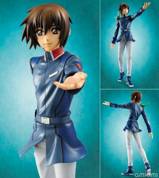 G.E.M. Series - Mobile Suit Gundam SEED: Kira Yamato 1/8 Complete Figure(Released)(G.E.M.シリーズ 機動戦士ガンダムSEED キラ・ヤマト 1/8 完成品フィギュア)