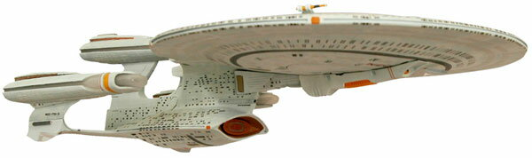 Star Trek/ TNG Starship U.S.S Enterprise NCC-1701-D (All Good Things)