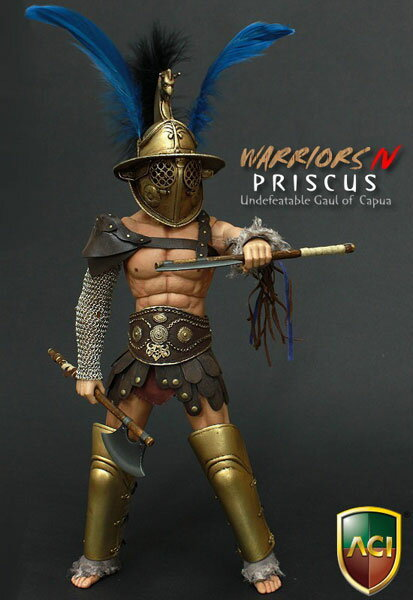 ACI Toys 1/6 Figure Ancient Rome Swordsman (PRISCUS)