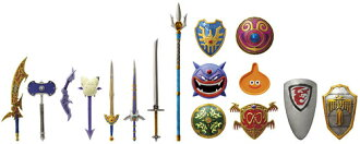 Dragon Quest Legend Items Gallery NEO Wearable BOX