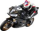 電動RCバイク ストリート・レーサー〈ブラック〉[東京マルイ]《取り寄せ※暫定》