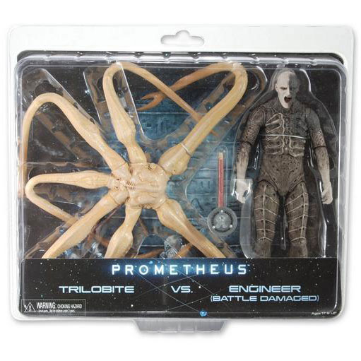 Prometheus Action Figure 2 Pack - Engineer vs. Toriobite [North American TRU Exclusive]