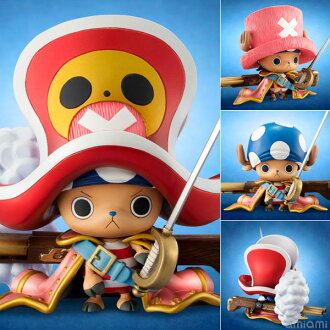 "Excellent Model Portrait.Of.Pirates ONE PIECE ""EDITION-Z"" Tony Tony Chopper 1/8 Complete Figure"