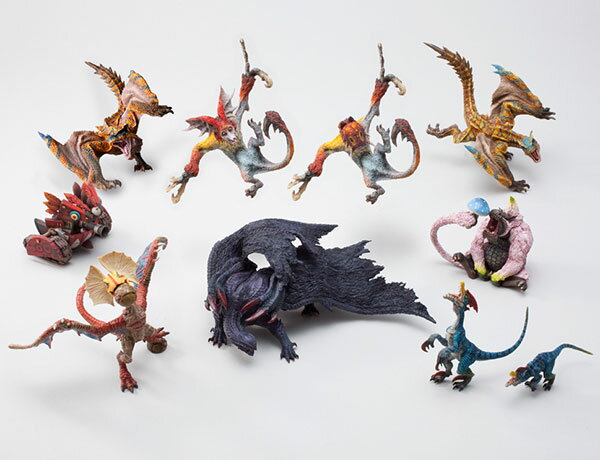 Capcom Figure Builder - Standard Model Monster Hunter Vol.7 BOX