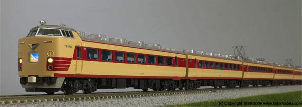 10-1128 485系300番台 6両基本セット(再販)[KATO]《取り寄せ※暫定》