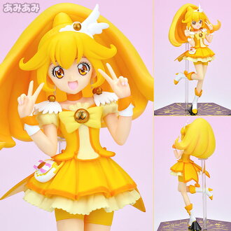 "Figuarts ZERO - Cure Peace from ""Smile PreCure!""(Released)"