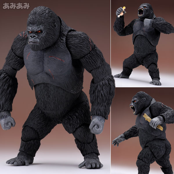 S.H.MonsterArts King Kong