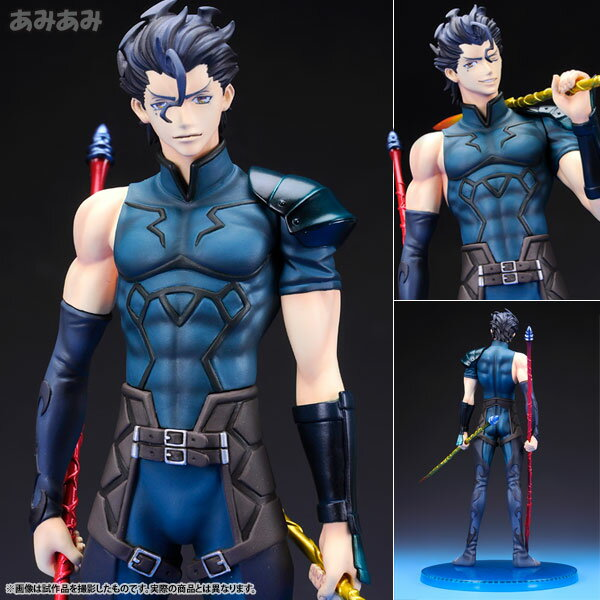 M.M.S. Collection - Fate/Zero: Lancer 1/8 Complete Figure(Released)(M.M.S.コレクション Fate/Zero ランサー 1/8 完成品フィギュア)