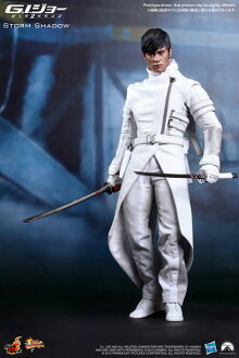 Movie Masterpiece - G.I. Joe Back 2 Revenge 1/6 Storm Shadow Figure