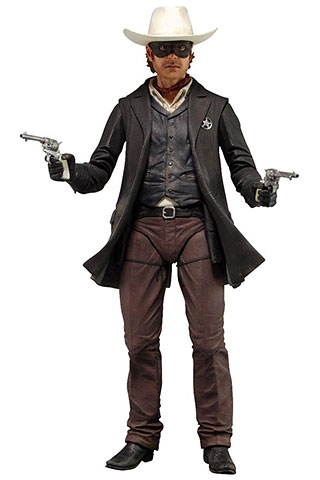 The Lone Ranger 1/4 Scale Action Figure - Lone Ranger
