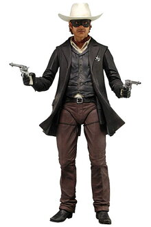 The Lone Ranger 1/4 Scale Action Figure - Lone Ranger(Released)