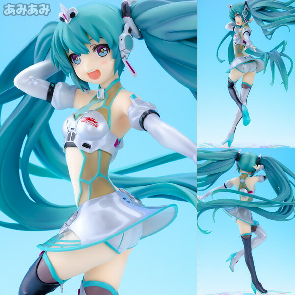 Racing Miku 2012 ver. 1/8 Complete Figure(Released)(レーシングミク 2012 ver. 1/8 完成品フィギュア)