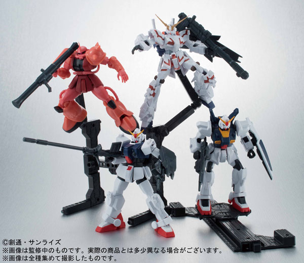 Mobile Suit Gundam ASSAULT KINGDOM Part.2 BOX (CANDY TOY)