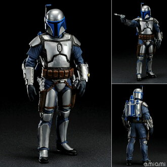 Star Wars ARTFX+ Jango Fett Attack of the Clones Edition 1/10 Easy Assembly Kit(Back-order)