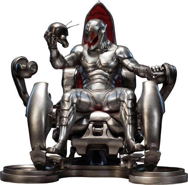 Marvel Comiquette - Ultron on Throne (Classic)