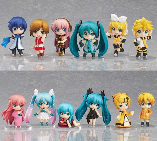 Nendoroid Petite - Miku Hatsune Selection BOX